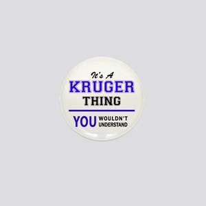It's KRUGER thing, you wouldn't unders Mini Button