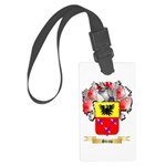 Straw Large Luggage Tag