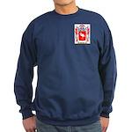 Strausz Sweatshirt (dark)