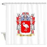 Strausz Shower Curtain