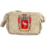 Straus Messenger Bag