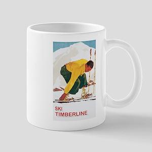 Ski Timberline Mt Hood  Mug