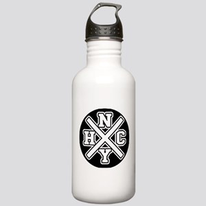 nyhcwhite Stainless Water Bottle 1.0L