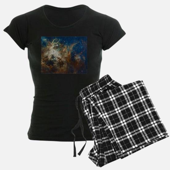 Tarantula Nebula Galaxy Pajamas