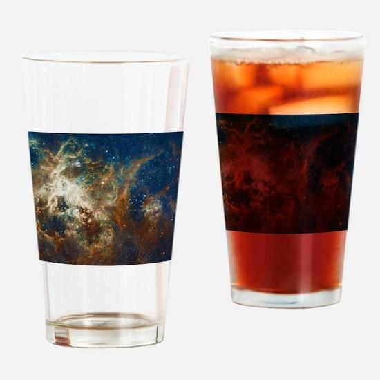 Tarantula Nebula Galaxy Drinking Glass