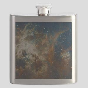 Tarantula Nebula Galaxy Flask