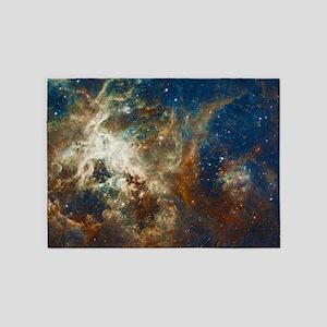 Tarantula Nebula Galaxy 5'x7'Area Rug