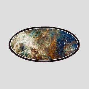 Tarantula Nebula Galaxy Patch