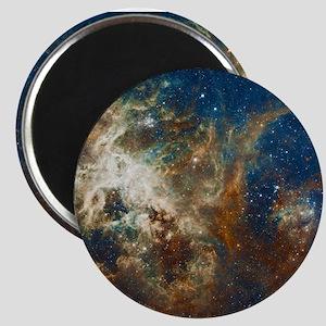 Tarantula Nebula Galaxy Magnets