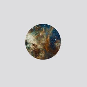 Tarantula Nebula Galaxy Mini Button