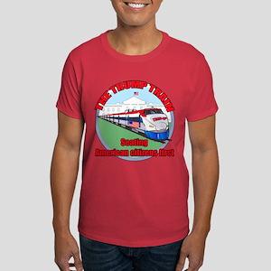Trump train America Dark T-Shirt