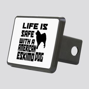 Life Is Safe With A Americ Rectangular Hitch Cover