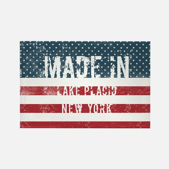 Made in Lake Placid, New York Magnets