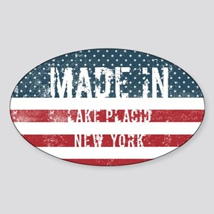 Made in Lake Placid, New York Sticker