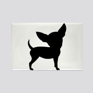 Chihuahua Two 2 Magnets