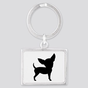 Chihuahua Two 2 Keychains