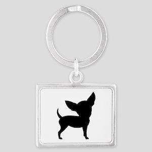 Chihuahua Two 2 Keychains