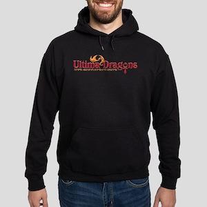 Ultima Dragons Logo Hoodie (dark)