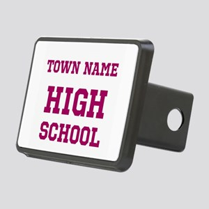 High School Hitch Cover