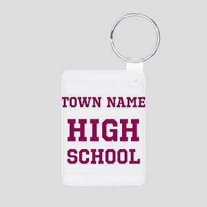 High School Keychains