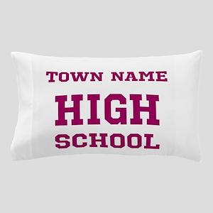 High School Pillow Case