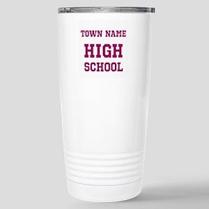 High School Travel Mug