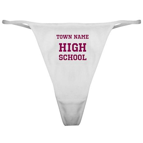 High School Thong Pics