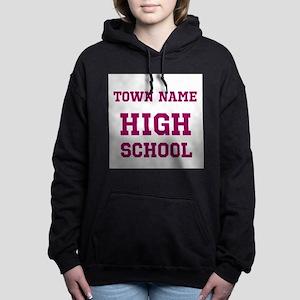 High School Women's Hooded Sweatshirt