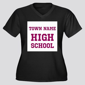 High School Plus Size T-Shirt