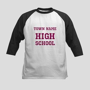 High School Baseball Jersey