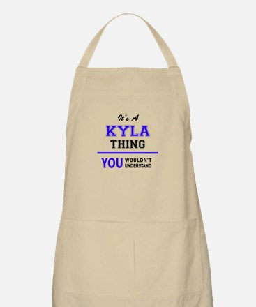 It's KYLA thing, you wouldn't understand Apron