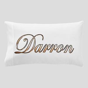 Gold Darren Pillow Case