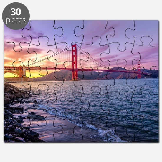 Unique Bridges Puzzle