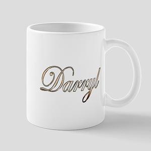 Gold Darryl Mugs