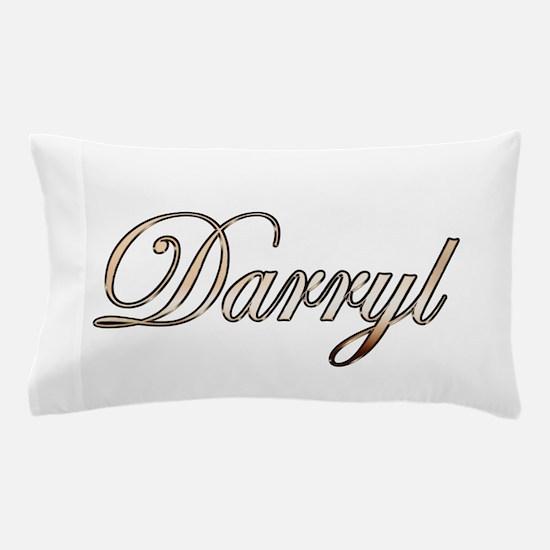Gold Darryl Pillow Case