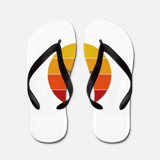 New York - Fire Island Flip Flops