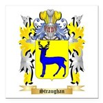 Straughan Square Car Magnet 3