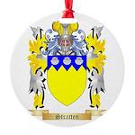 Stratten Round Ornament