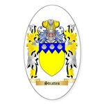 Stratten Sticker (Oval)