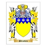Stratten Small Poster