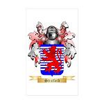 Stratford Sticker (Rectangle 50 pk)