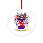 Stratford Round Ornament