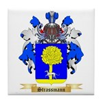 Strassmann Tile Coaster