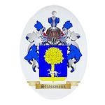 Strassmann Oval Ornament