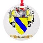 Strassel Round Ornament
