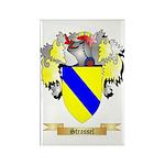 Strassel Rectangle Magnet (100 pack)