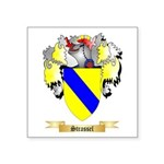 Strassel Square Sticker 3