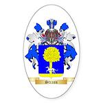 Strass Sticker (Oval 50 pk)