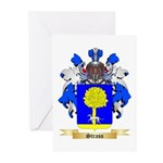 Strass Greeting Cards (Pk of 10)