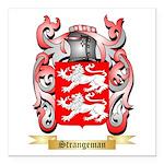 Strangeman Square Car Magnet 3